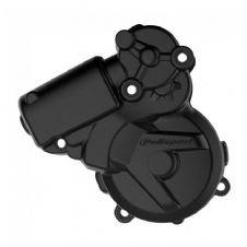 IGNITION COVER PROTECTOR KTM/HUSKY EXC250/300 11-16, FREERIDE 250R 15-17, TE250/300 15-16 BLACK